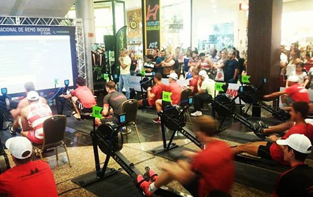 Row to Win - Circuito Internacional de Remo Indoor